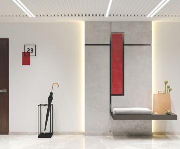 Лифтовой холл #3